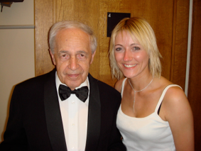 Pierre Boulez and Carol