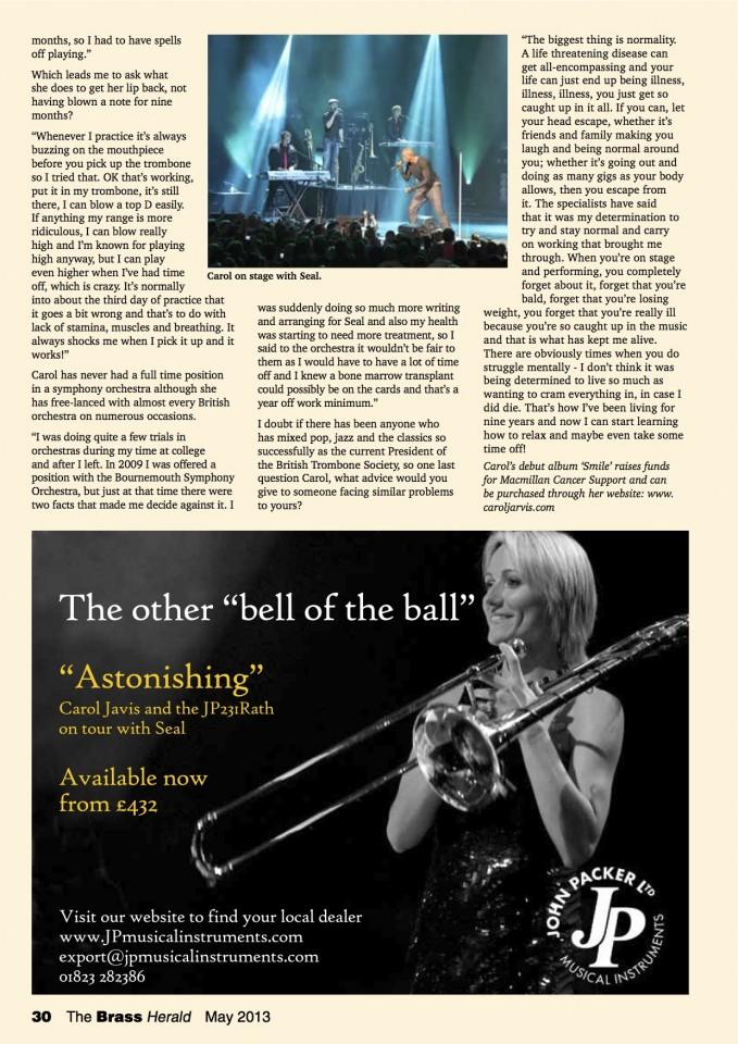 Brass Herald 3