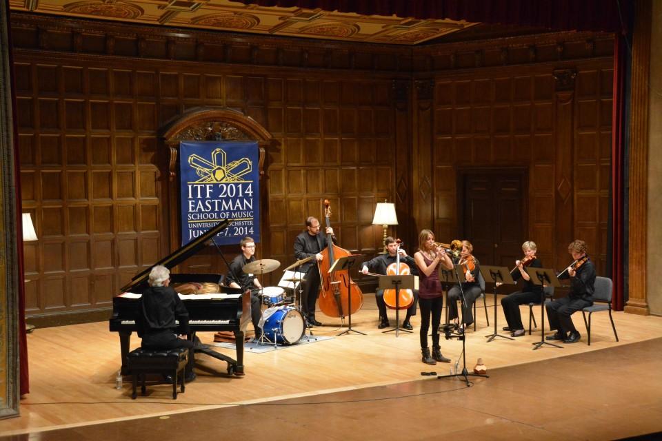 ITF recital