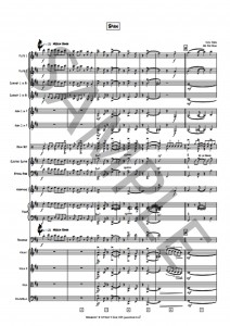 Spain _ for solo trombone and ensemble